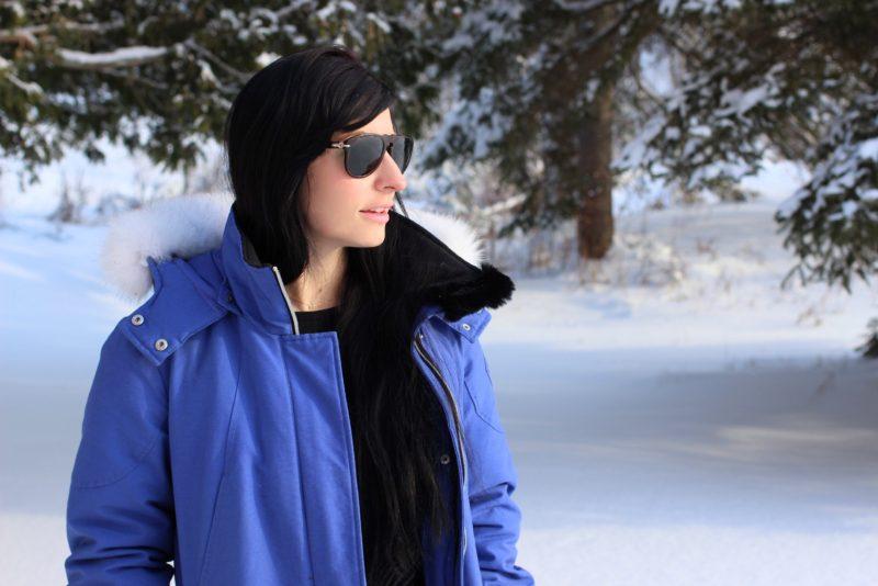 Laparka in the Winter
